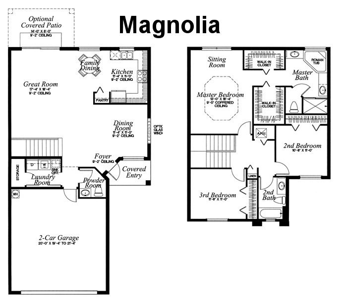 Magnolia Homes Floor Plans 28 Images Magnolia Homes