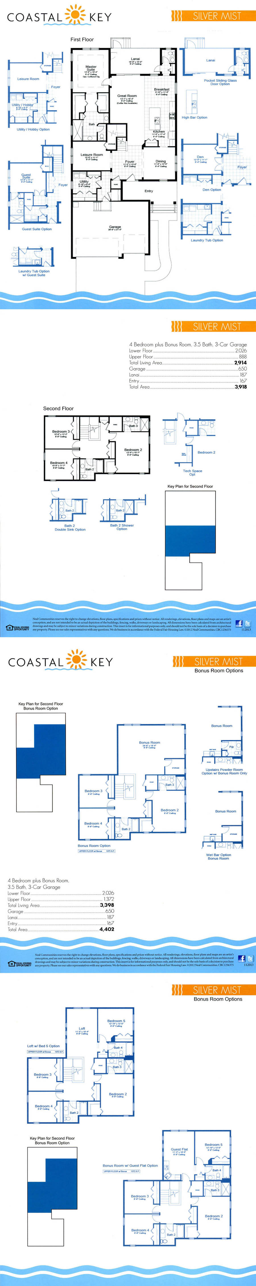 coastal key floor plans montecito ii beach house plan alp 08al chatham design
