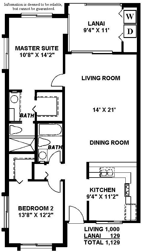 Cross Creek Floor Plans