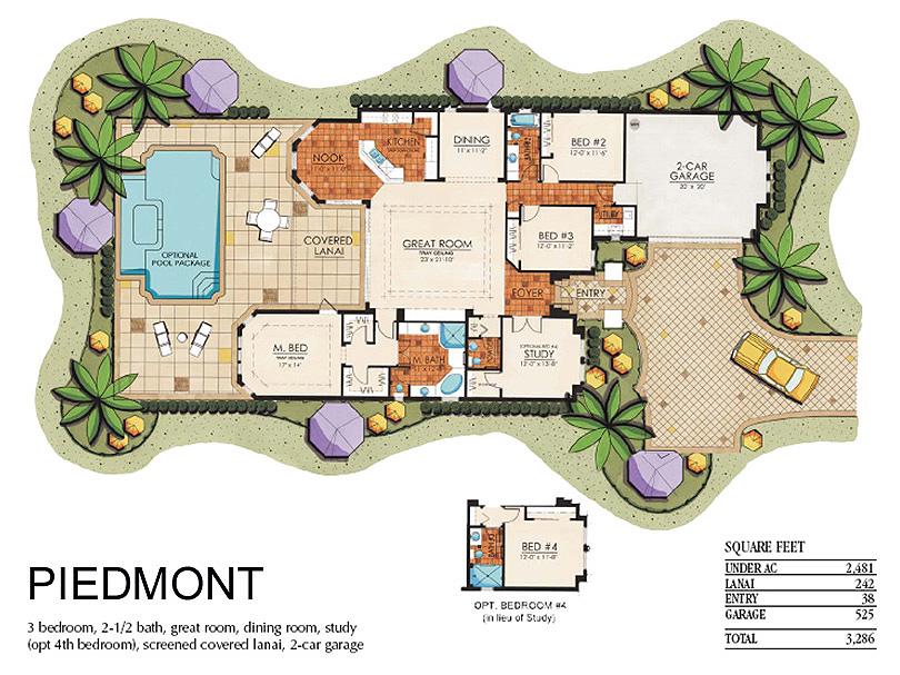 Paseo Floor Plans