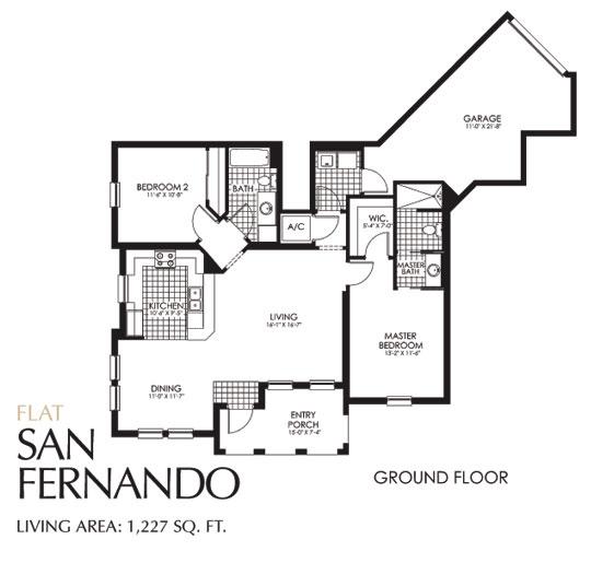 Paseo Floor Plans – Meyer May House Floor Plan