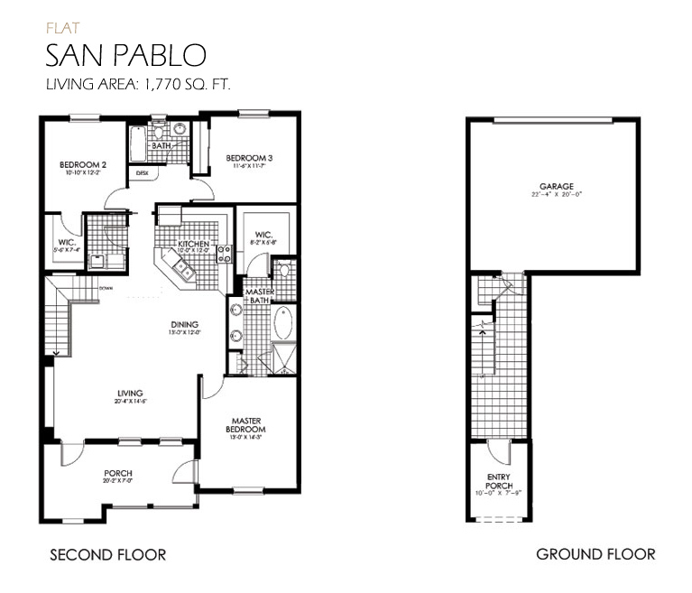 Gallery of 2 bedroom casita plans fabulous homes for 2 bedroom casita plans