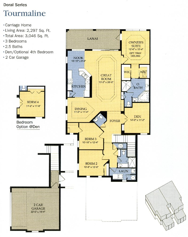 The Plantation Floor Plans